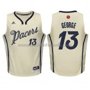 Magliette Basket Indiana Pacers 2015 Paul George 13# NBA Natale Swingman..